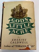 1933 GOD'S LITTLE ACRE Erskine Caldwell First Edition Library NEW