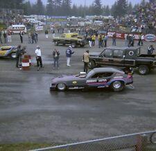 NHRA 1970's Funny Car Drag Racing Photograph Johnny Loper Funny Car 8 x 10