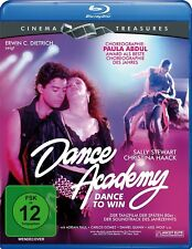 DANCE ACADEMY-DANCE TO WIN-CINEMA TREASURES Sally Stewart  BLU-RAY NEW+