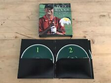 Tiger Woods How I Play Golf Audio CD, CD Book