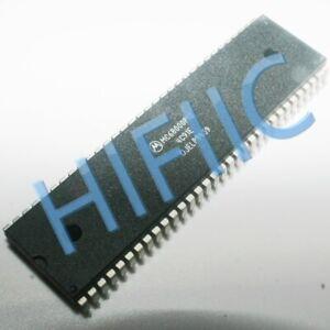 1PCS MC68000P10 Integrated Multiprotocol Processor DIP64