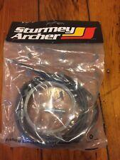 NOS Black STURMEY ARCHER Trigger Shifter Cable w/ Anchorage-Urban-Cruiser