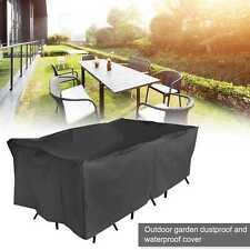 Gartenmöbel  Schutzhülle Grillabdeckung Abdeckplane Gartentisch Abdeckung Oxford