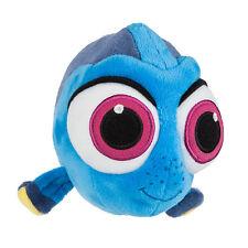 "8"" Finding Baby Dory Blue Fish Mini Bean Bag Plush Doll Disney Store 2016 NEW"