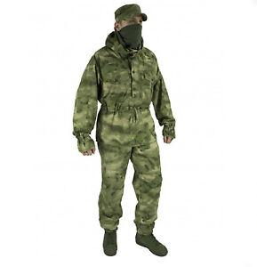 SSO Partizan Atacs Moh Reversible Camo Suit Russian Military Uniform Suit