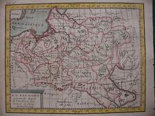 1738 - BUFFIER - Small map POLAND