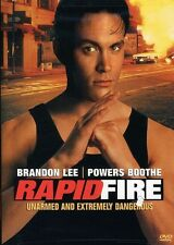 Rapid Fire [WS] (2011, DVD NEW) WS