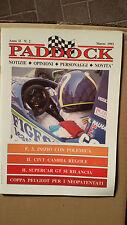 Rivista PADDOCK  anno II n.2 Marxo 1993  pagine 50  Perfetto  Edicola
