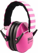 Alpine Muffy Casque Anti-bruit pour enfant Rose