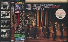 The Beatles / LIVE - The Lost Hollywood Bowl Films / 2DVD With OBI STRIP