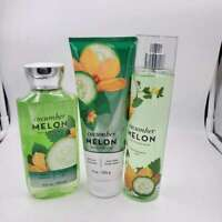 Retired! Bath & Body Works Cucumber Melon Collection