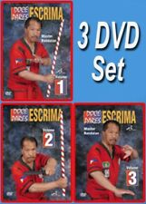 DOCE PARES ESCRIMA- VOLUME 1-2-3 SET