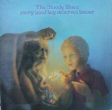 "Vinyle 33T The Moody Blues ""Every good boy deserves favour"""