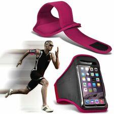PINK ✔ qualità Sports Fascia Da Braccio Corsa Palestra Allenamento Cintura Cinghia Telefono Case Cover