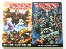 Guardians of Galaxy V 1 & 2 Complete Collection Marvel Graphic Novel Comic Book