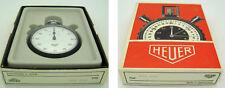 Heuer LEONIDAS Cronometro CON ORIGINAL BOX-NOS