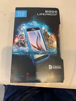 LifeProof FRE Series Case For Samsung Galaxy S6 - Blue