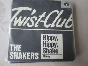 The Shakers      Hippy Hippy Shake