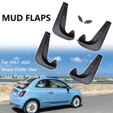 For FIAT Mud Flaps Splash Guards Mudguards Mudflaps Doblo Linea Palio Panda