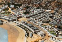 ROYAN - vue générale de la nouvelle Ville