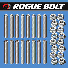 Ford 4.6 5.4L V8 Exhaust Manifold Stud Kit Header Bolts Stainless Steel F150 250