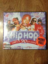 Hip Hop 90s Videos 3CD DVD Tupac 2pac Eazy E Nate Snoop Dogg Bone Thugs Ice Cube