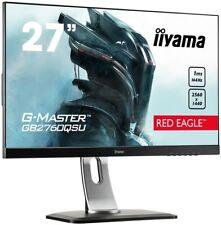 iiyama G-master Red Eagle Gb2760qsu-b1 Led-monitor