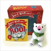 The Bear Who Went Boo Gift Set Soft Toy & Book in Box - £5.00