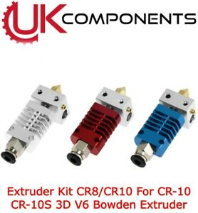 Metal J-head Hotend Extruder Kit CR8/CR10 For CR-10 CR-10S 3D V6 - 3D Printer