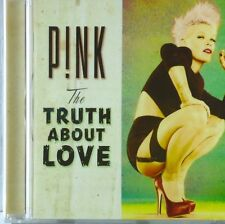 CD-P! NK-The Truth About Love-a5145