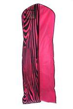 Bridal Gown Garment Bag Pink Breathable Wedding Dress Bride Storage Soft Bags