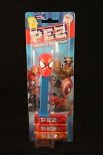 PEZ Candy & Dispenser - Spider Man - Marvel - Brand New - Carded