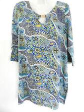 Viscose Boho Paisley Dresses for Women