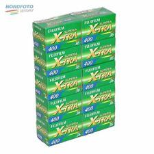 FUJI Superia 400 X-TRA Negativ-Farbfilm, 135-36, 10 Stück