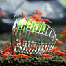 Fish Lure Cage Stainless Steel Fish Bait Basket Portable Fishing Catch Metal Net