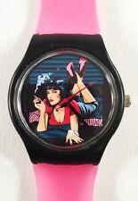 Pulp Fiction DVD - Retro 90s designer watch