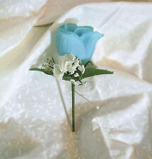 Rose Boutonniere*Corsage*your choice*Groom*Best man*Prom*Wedding*Quinceanera