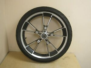 """2020 Harley Davidson Road Street Glide 19"""" Front Wheel And Tire FREE SHIPPING"""