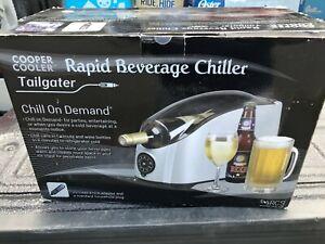cooper cooler rapid beverage cooler