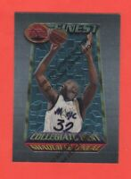 1994-95 Topps Finest Collegiate Best Shaquille O'Neal # 280 Mint