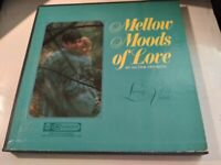 Living Voices Mellow Moods of Love VG+ Original Stereo 5xLP Box Record Set 1968