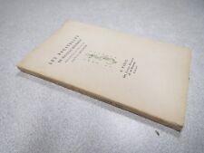 CVII QVATRAINS SUIVIS D UN ALPHABET ALEXANDRE ARNOUX 1943 *