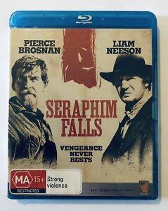 Seraphim Falls Blu Ray NEW & SEALED** Pierce Brosnan Liam Neeson Blu-Ray MA15+