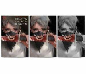 Something Is Killing The Children #18 Ben Oliver  Color Splash Set *PRESALE*