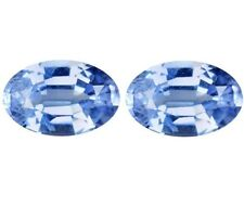 Blue Oval Loose Natural Sapphires