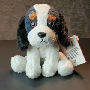 "*RARE* NWT Russ SPARKS Bernese Mountain Dog 5"" Bean Bag Mini Plush Animal"