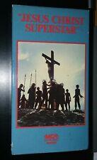 Jesus Christ Superstar VHS Tape Vintage