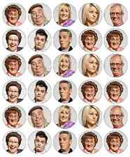 Mrs Browns Boys Edible Cupcake Toppers Birthday Party's BUY 2 GET 3RD FREE!