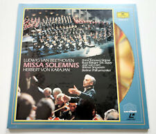 Beethoven | Missa Solemnis | Karajan | PAL | LASERDISC still sealed