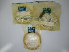 Eaton Yale Parts Kit 500168803 500168904 066414600 Packing Wiper Kit